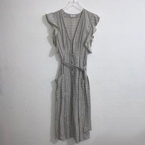 Storia Striped Dress